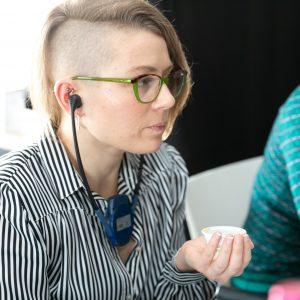 Photo of Elise LaGamba